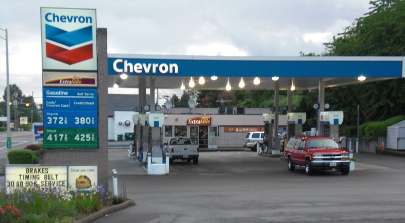 Wayne's Service Center – Chevron Gas Station & Foodmart » Normandy Park, Seattle